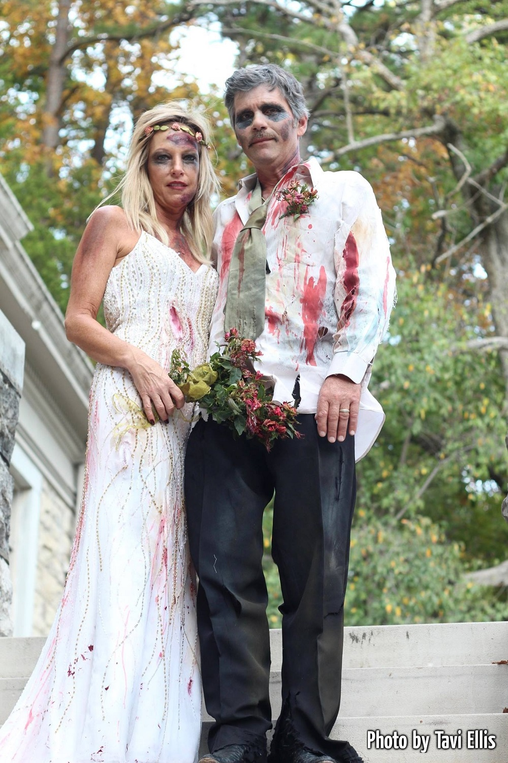 Zombie Married Couple